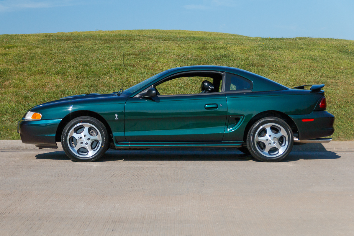 1996 Ford Mustang Fast Lane Classic Cars