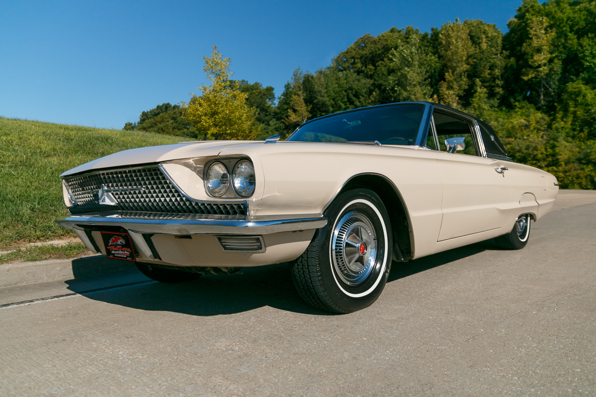 1966 ford thunderbird fast lane classic cars. Black Bedroom Furniture Sets. Home Design Ideas