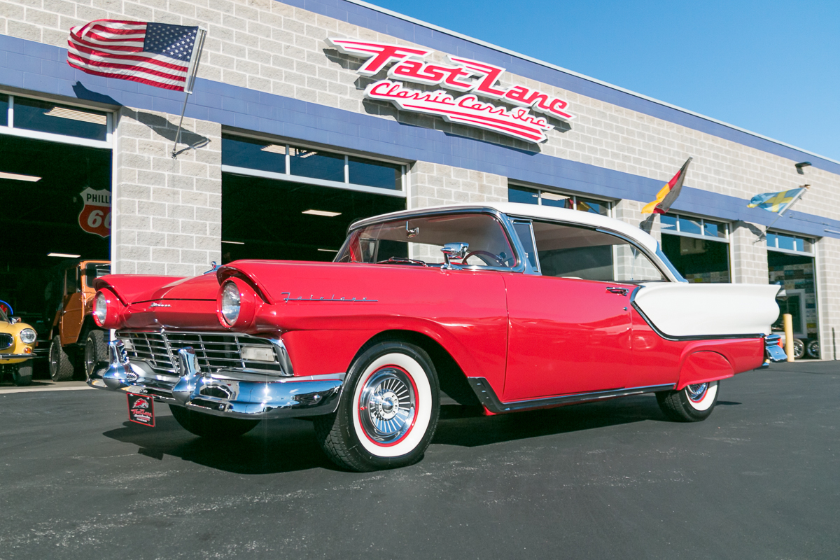 1957 Ford Fairlane | Fast Lane Classic Cars
