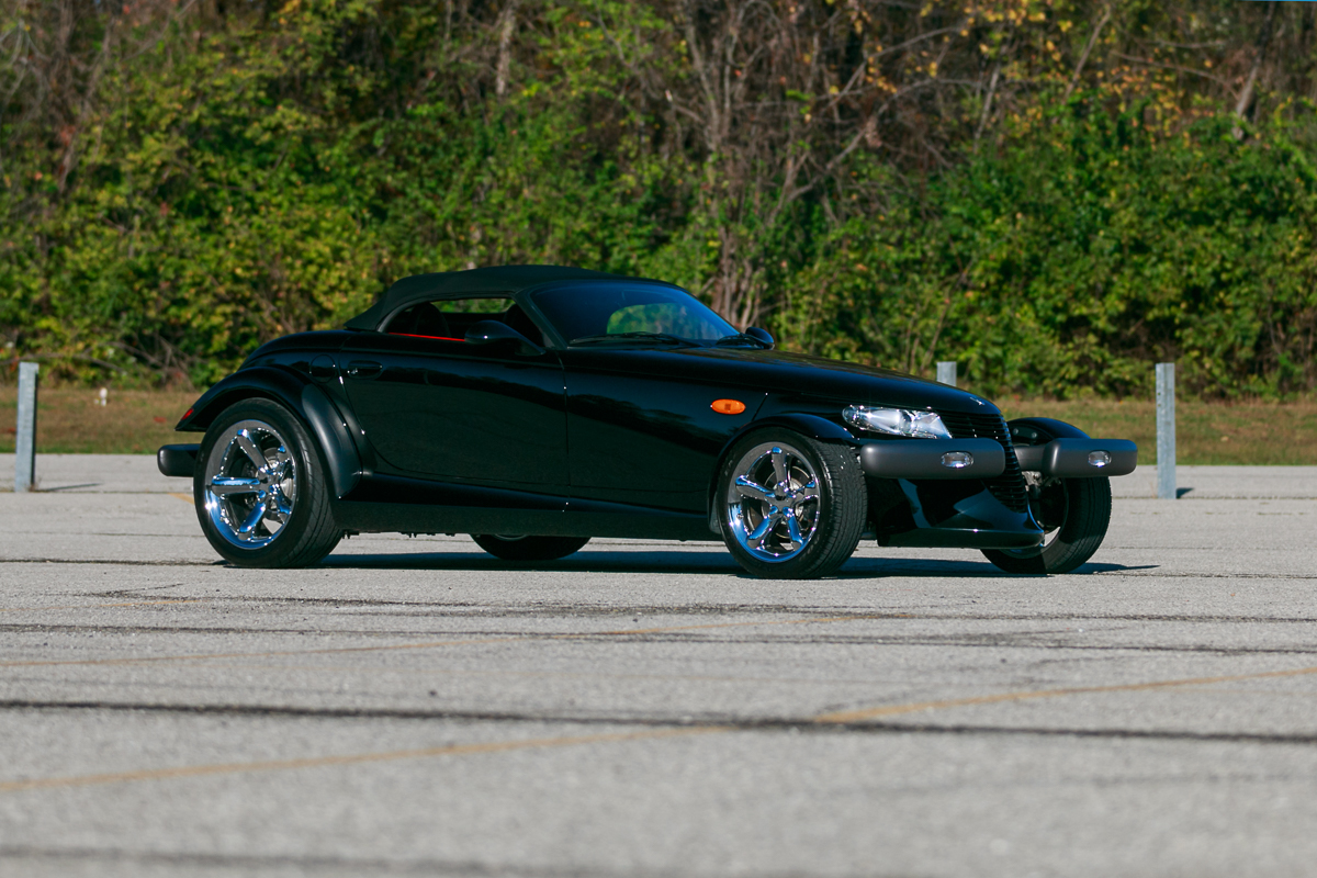 Watch as well 2000 PLYMOUTH PROWLER CUSTOM CONVERTIBLE 132804 besides 491455378070700064 further Prowler Trunk Space BJRASuvBXWlyFRy8x 7C1NEKmoUaAE2vB0ykJPcKPQndU further Gallery detail. on plymouth prowler trailer