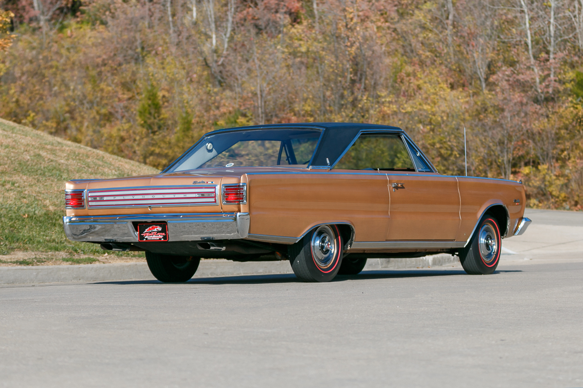 1966 Plymouth Satellite Fast Lane Classic Cars