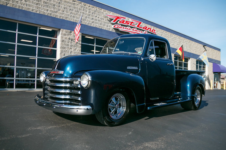 1950 Chevrolet Pickup  Fast Lane Classic Cars
