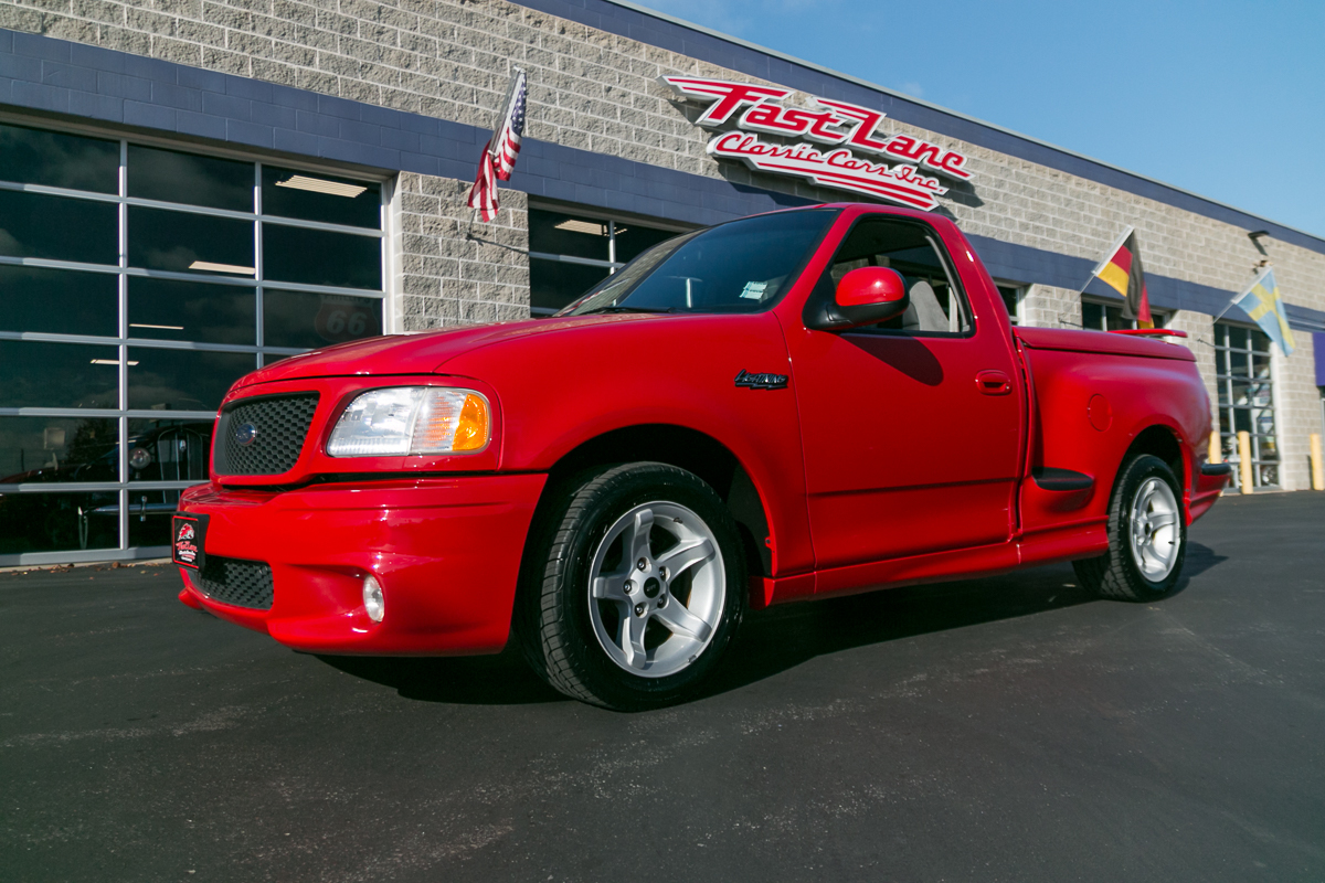 2000 Ford Lightning | Fast Lane Classic Cars