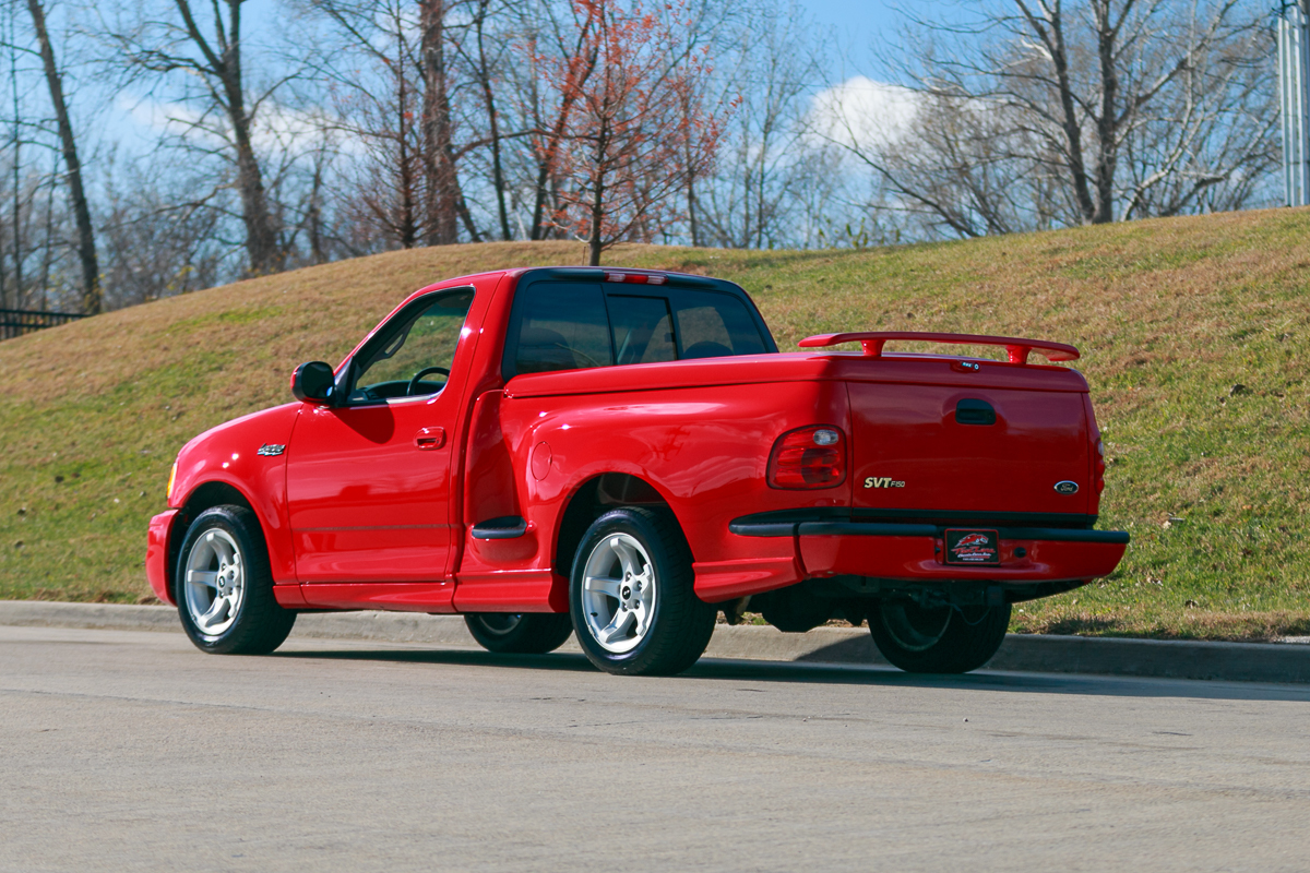 Red Wing Ford >> 2000 Ford Lightning | Fast Lane Classic Cars