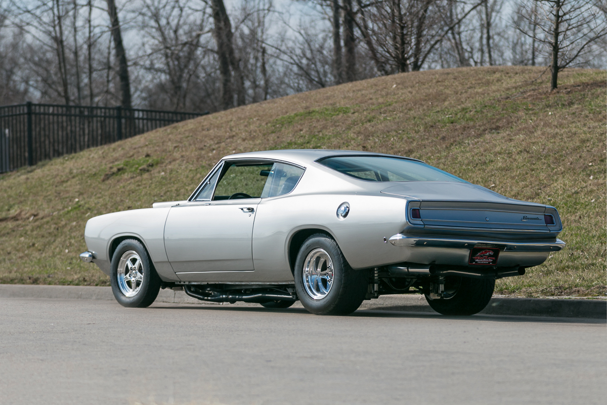 1968 Plymouth Barracuda | Fast Lane Classic Cars