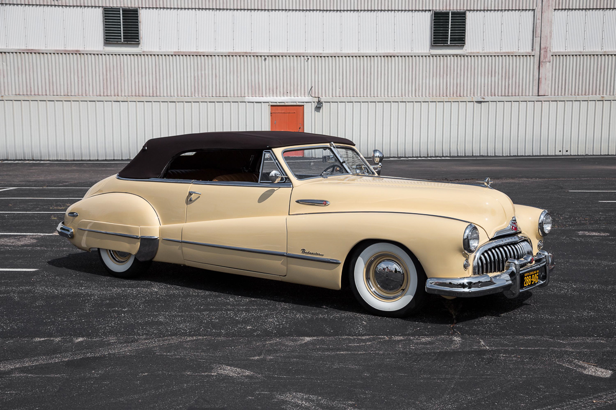 1948 Buick Roadmaster Fast Lane Classic Cars