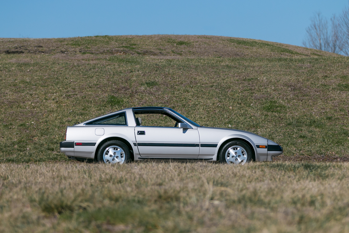 1985 nissan 300zx fast lane classic cars. Black Bedroom Furniture Sets. Home Design Ideas