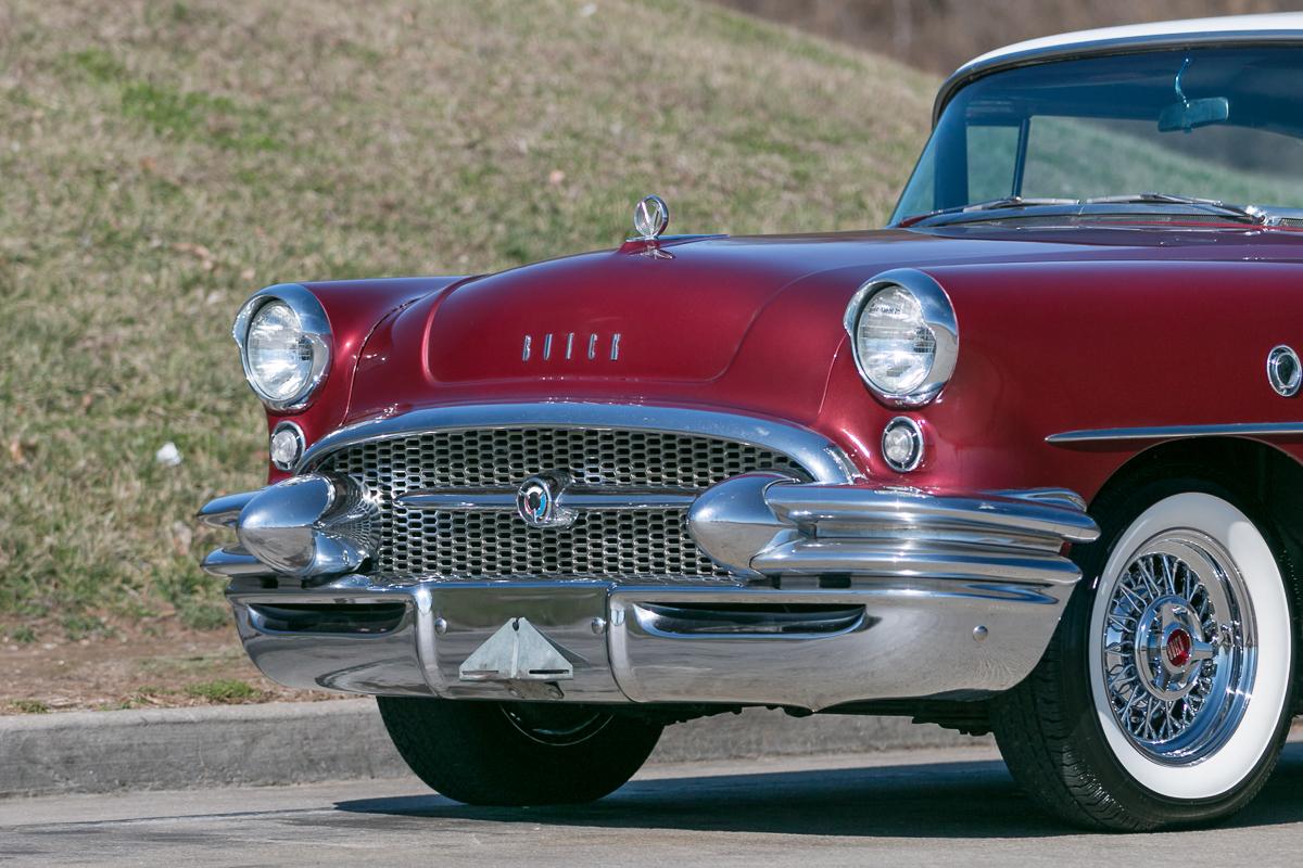 1955 buick century fast lane classic cars for 1955 buick century 2 door hardtop