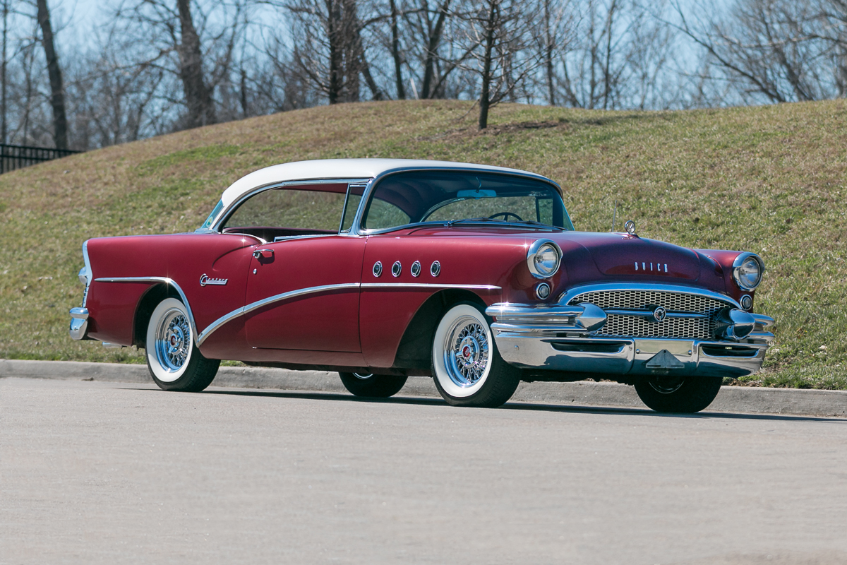 1955 Buick Century Fast Lane Classic Cars