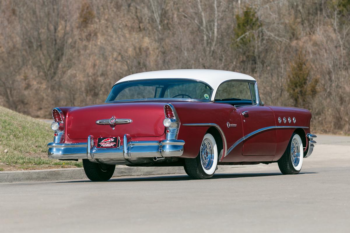 1955 Buick Century Fast Lane Classic Cars