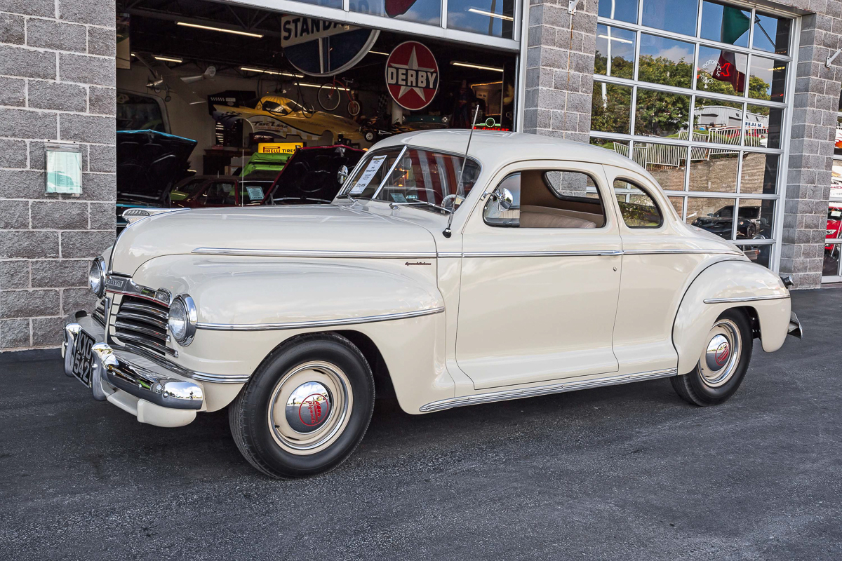 1942 Plymouth 2 Door Fast Lane Classic Cars