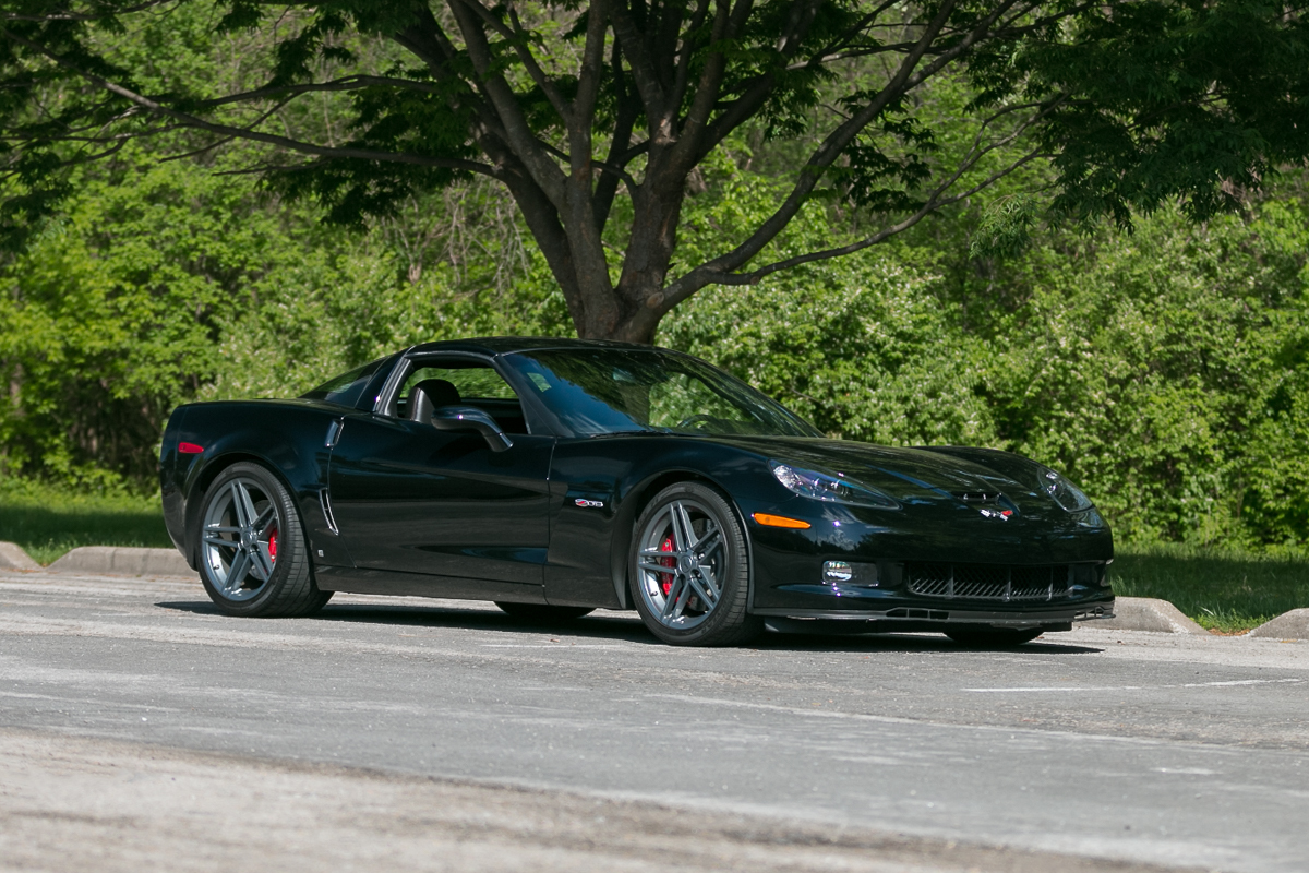 2007 chevrolet corvette z06 fast lane classic cars. Black Bedroom Furniture Sets. Home Design Ideas