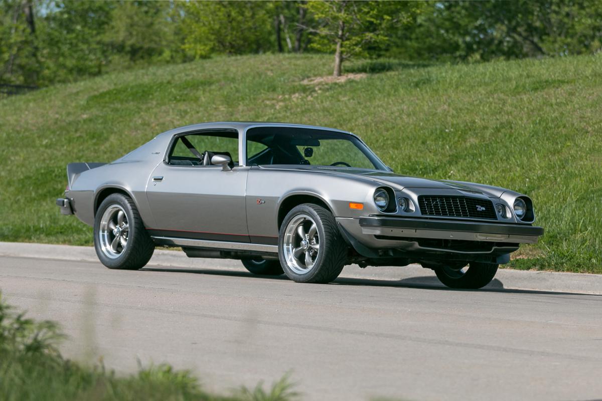 1974 chevrolet camaro fast lane classic cars. Black Bedroom Furniture Sets. Home Design Ideas