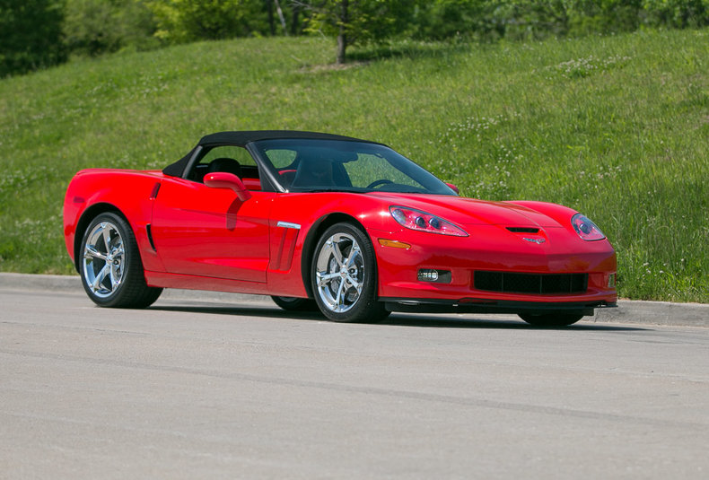 2011 chevrolet corvette grand sport fast lane classic cars. Black Bedroom Furniture Sets. Home Design Ideas