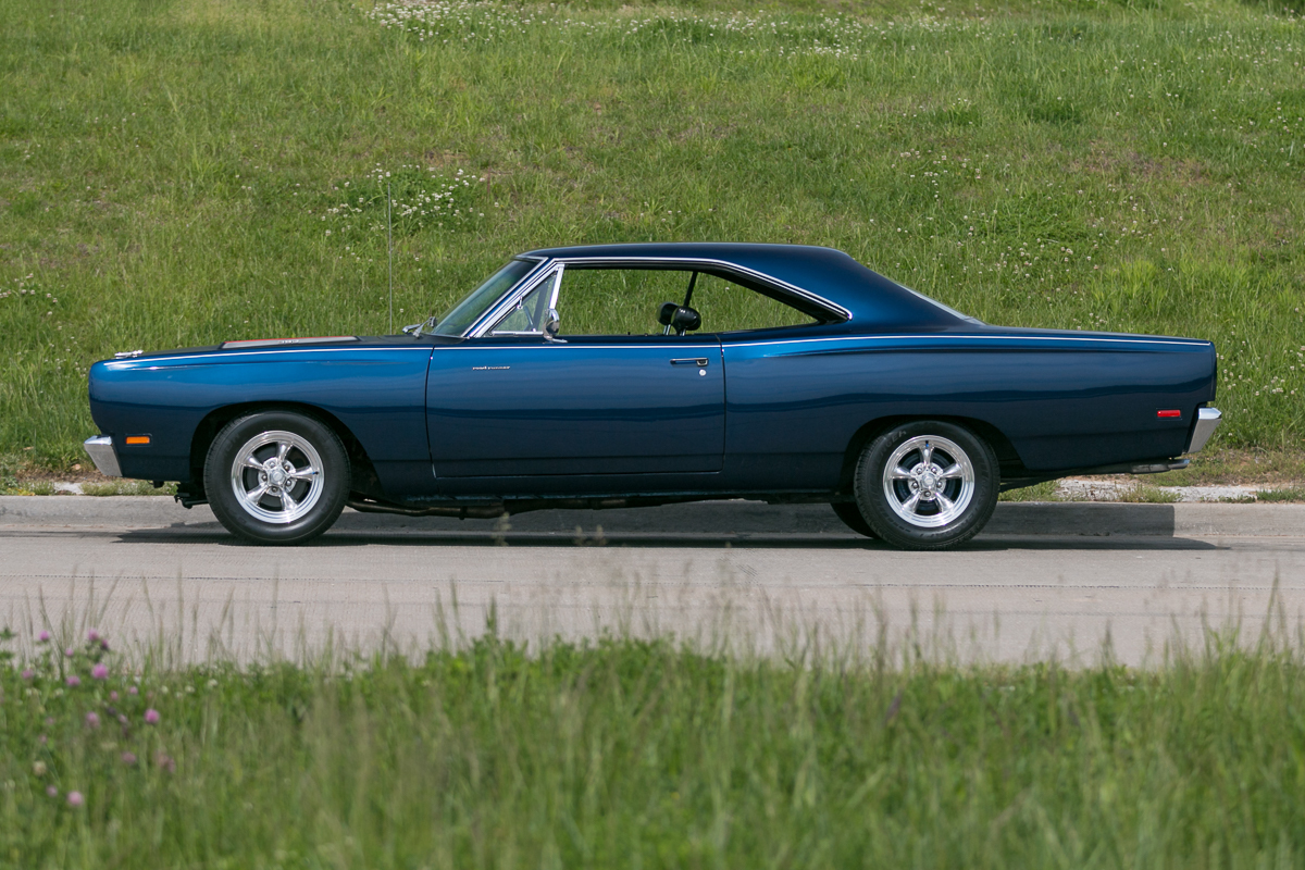 1969 Plymouth Road Runner Fast Lane Classic Cars