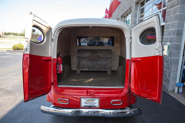 1946 1946 Chevrolet Panel Van For Sale