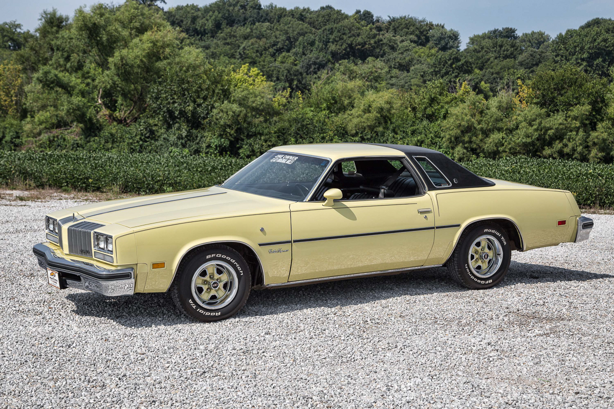1977 Oldsmobile Cutlass Supreme Fast Lane Classic Cars