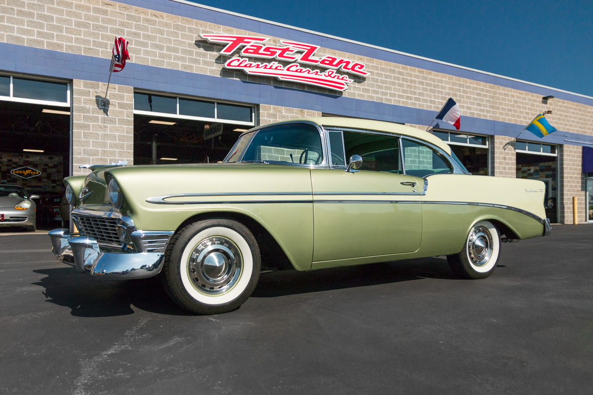 1956 Chevrolet Bel Air | Fast Lane Classic Cars