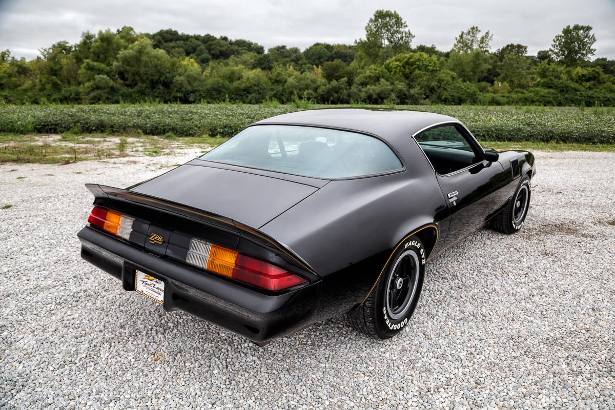 1978 Chevrolet Camaro Fast Lane Classic Cars