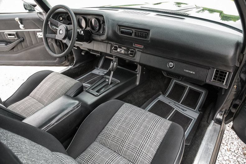 1978 chevrolet camaro fast lane classic cars. Black Bedroom Furniture Sets. Home Design Ideas