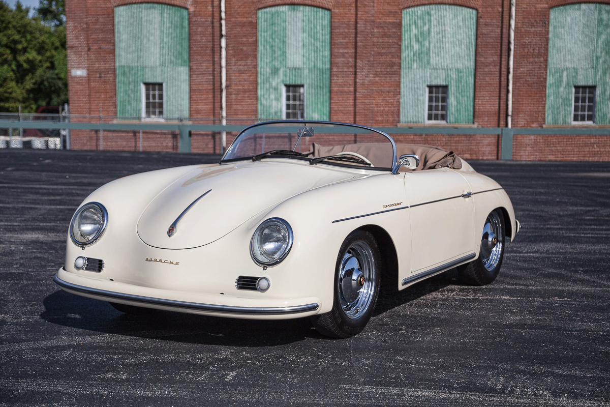 1957 porsche 356 fast lane classic cars. Black Bedroom Furniture Sets. Home Design Ideas