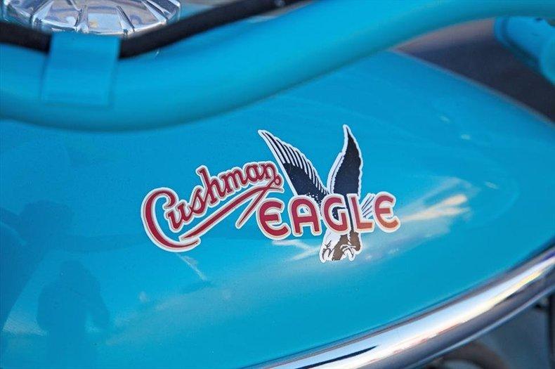 1952 1952 Cushman Eagle For Sale
