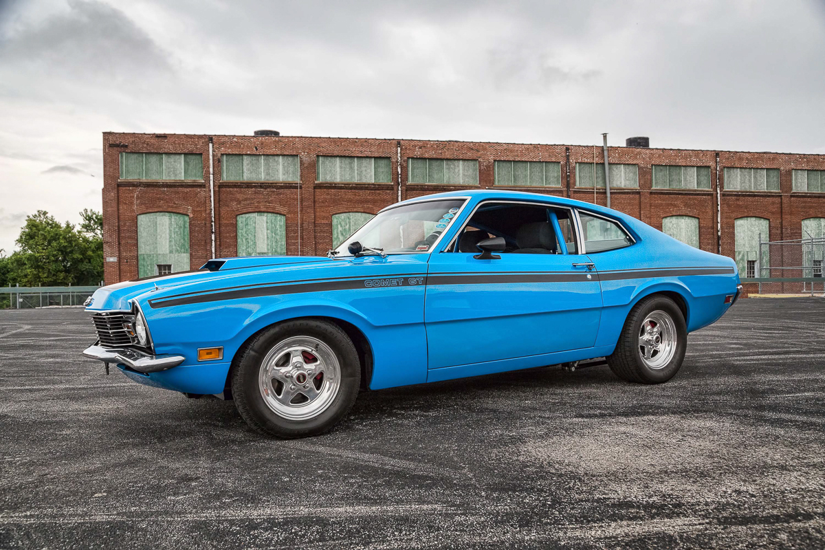 1971 Mercury Comet Fast Lane Classic Cars