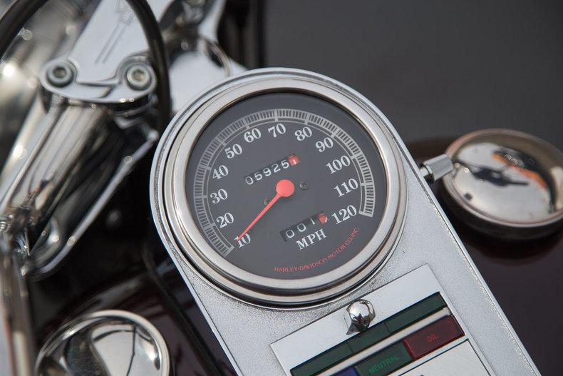 1990 Harley Davidson FLST Heritage