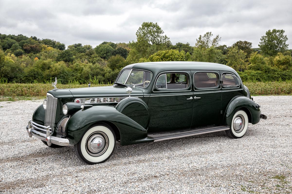 1940 Packard Super 8 Fast Lane Classic Cars