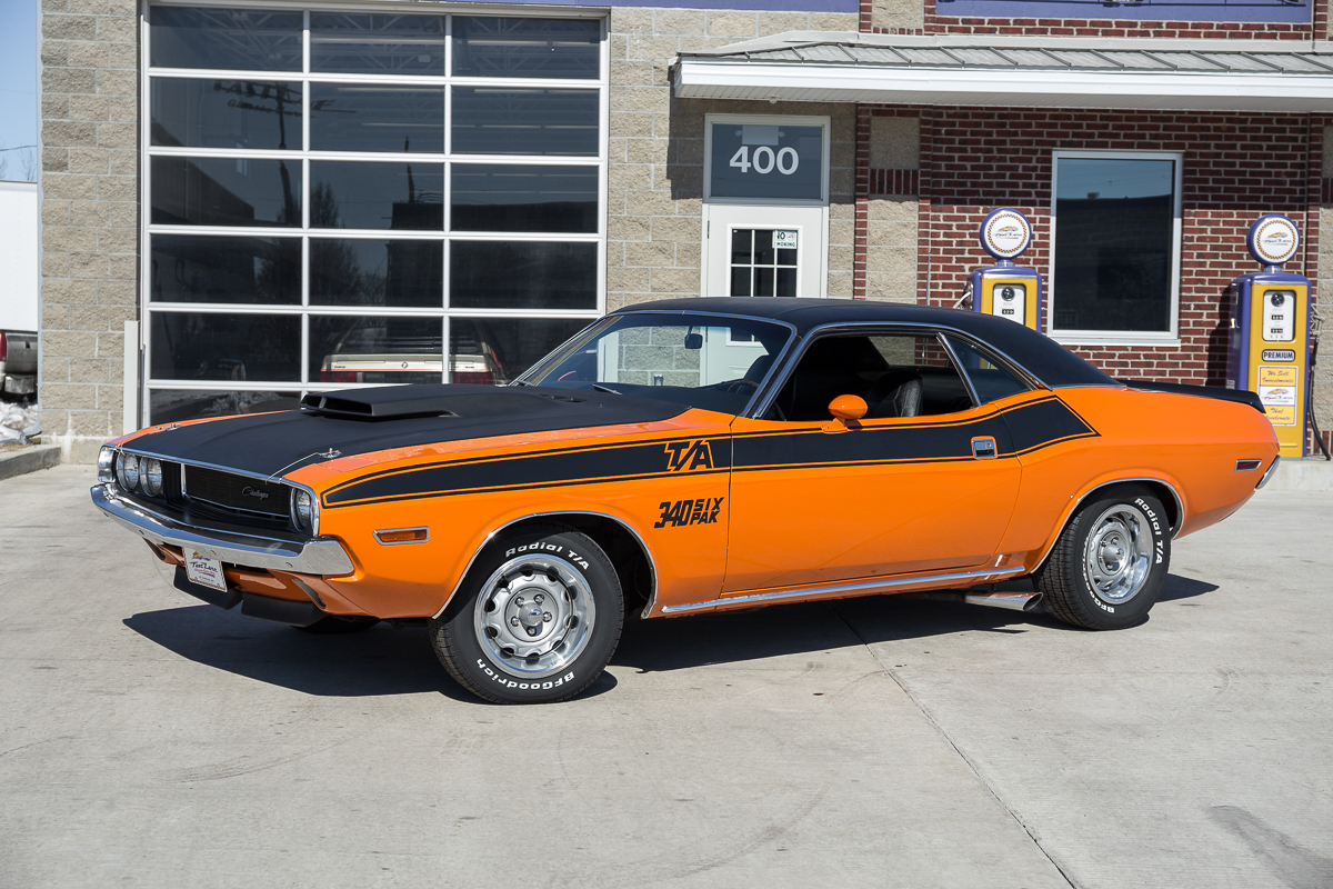 1970 Dodge Challenger Fast Lane Classic Cars