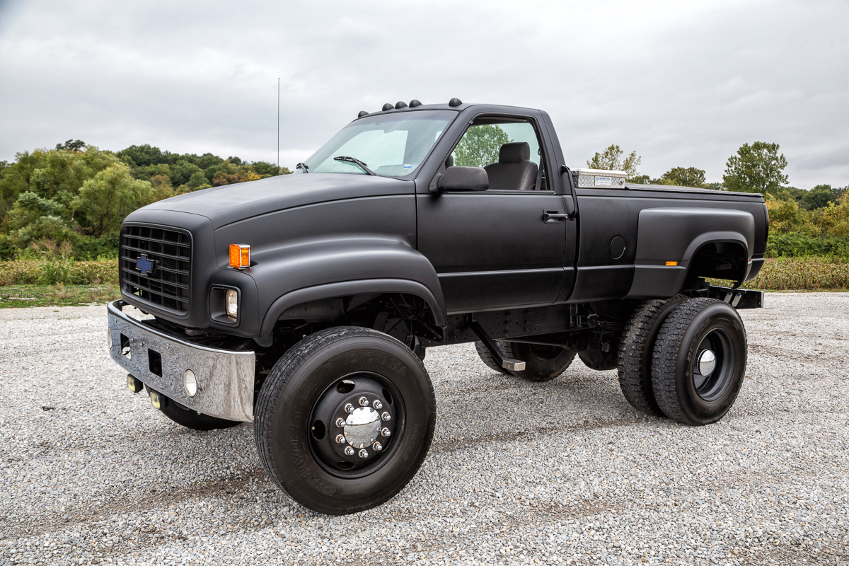 1999 Chevrolet Kodiak Fast Lane Classic Cars