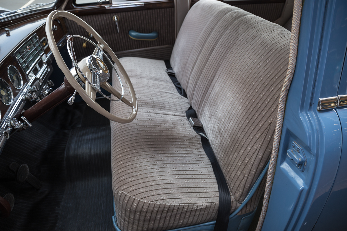 1950 Plymouth Seats : Plymouth special deluxe fast lane classic cars