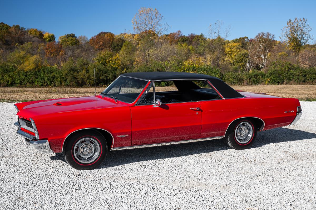 1965 Pontiac Gto Fast Lane Classic Cars