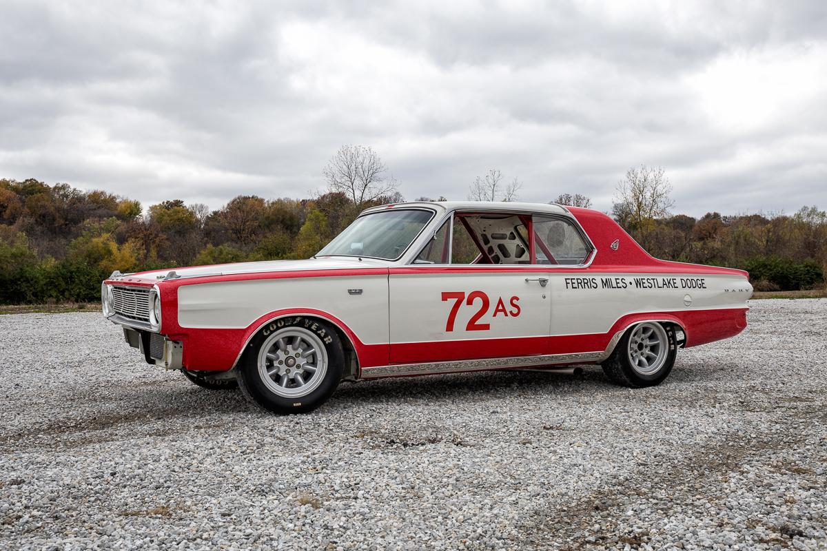 Dodge Dart Tire Size >> 1966 Dodge D-Dart   Fast Lane Classic Cars