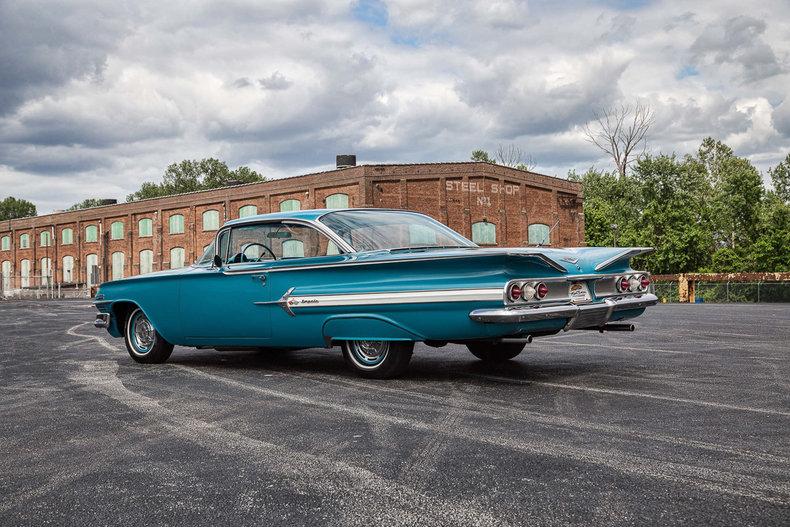 1960 1960 Chevrolet Impala For Sale