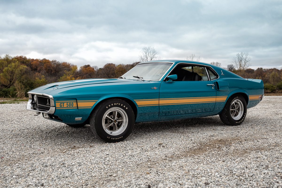 1969 SHELBY GT500 FASTBACK - 96147