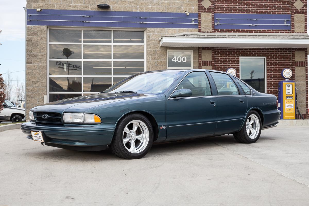 1995 chevrolet impala fast lane classic cars. Black Bedroom Furniture Sets. Home Design Ideas
