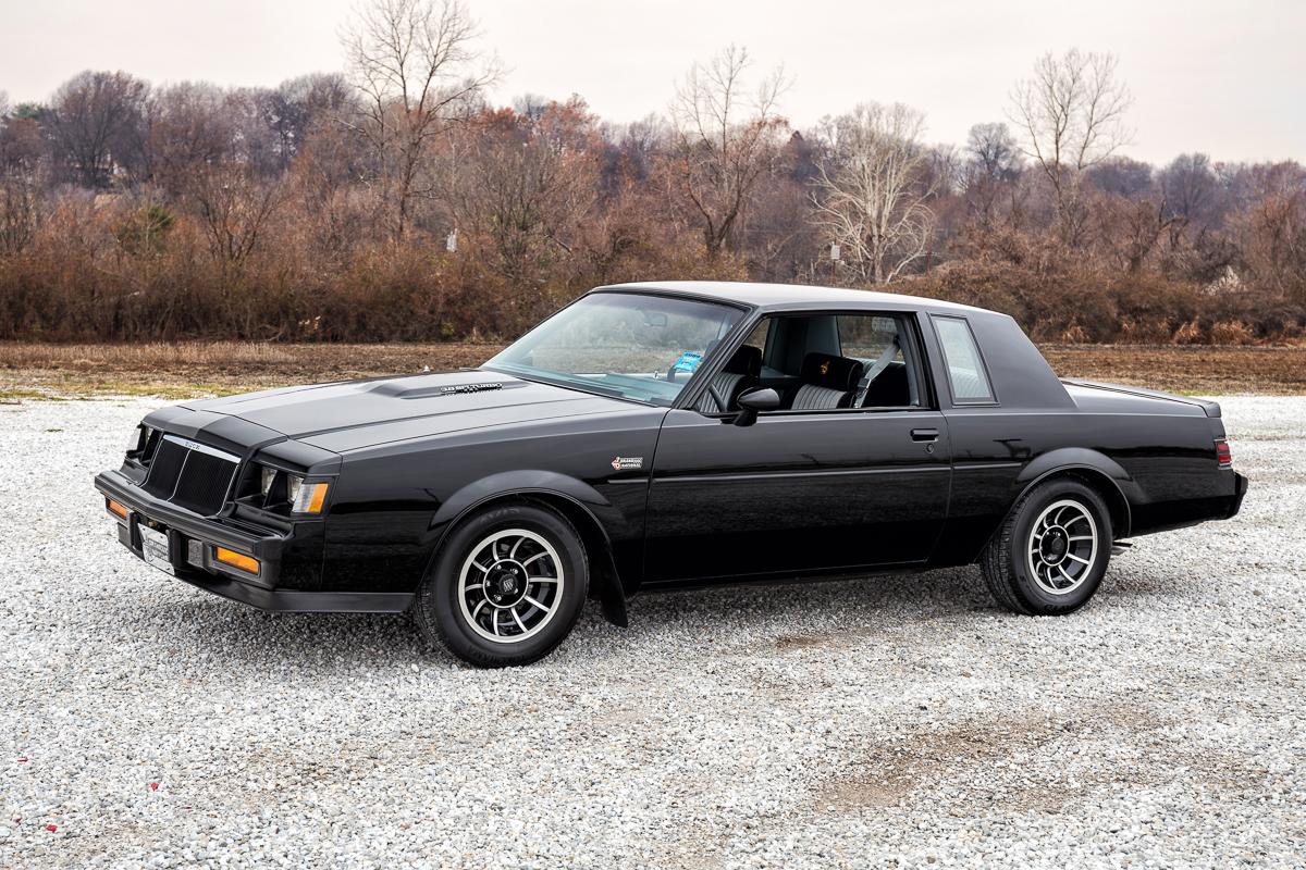 1985 buick grand national for sale autos post. Black Bedroom Furniture Sets. Home Design Ideas