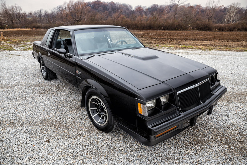 1985 Buick Grand National Fast Lane Classic Cars
