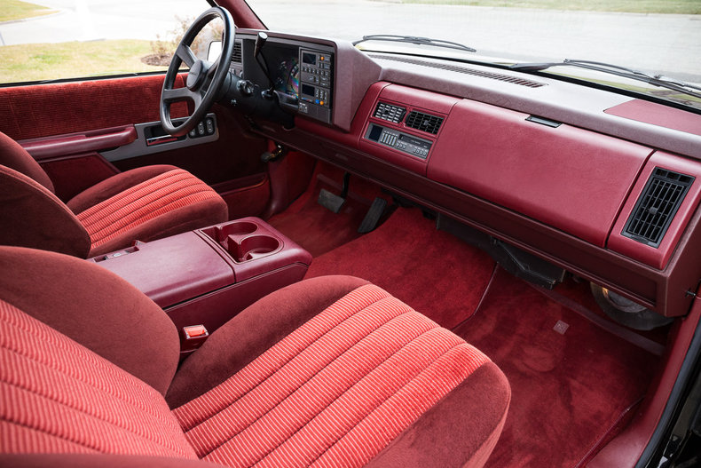 1990 Chevrolet 454 Ss Pickup Fast Lane Classic Cars