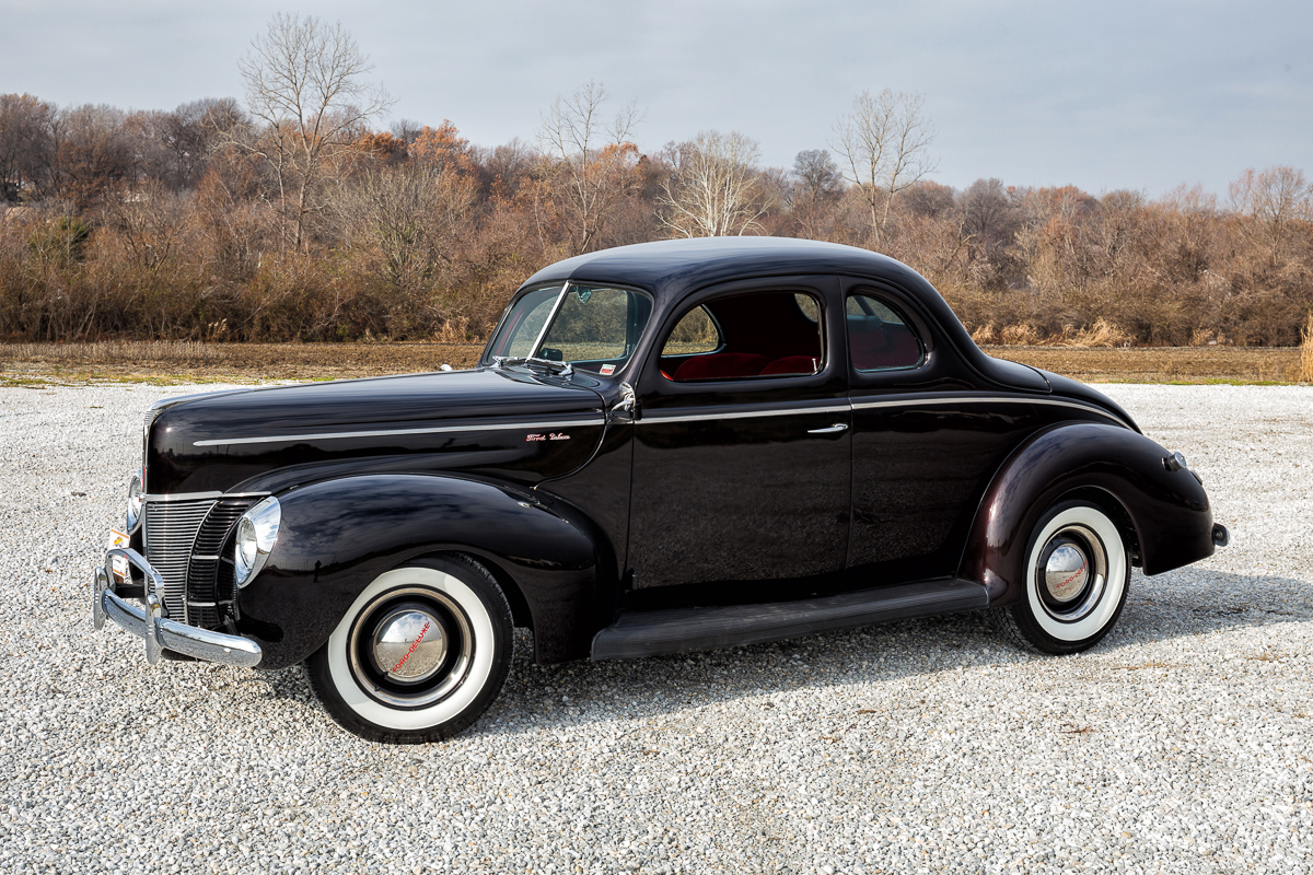 1940 Ford Coupe Fast Lane Classic Cars