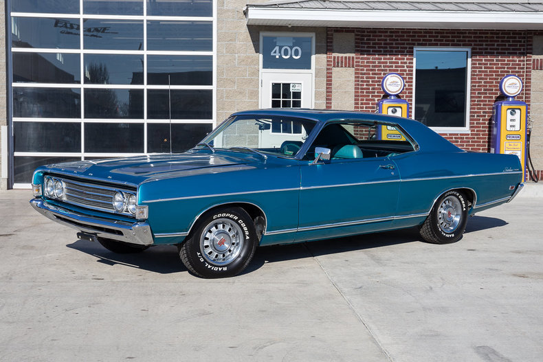 1969 Ford Fairlane Fast Lane Classic Cars