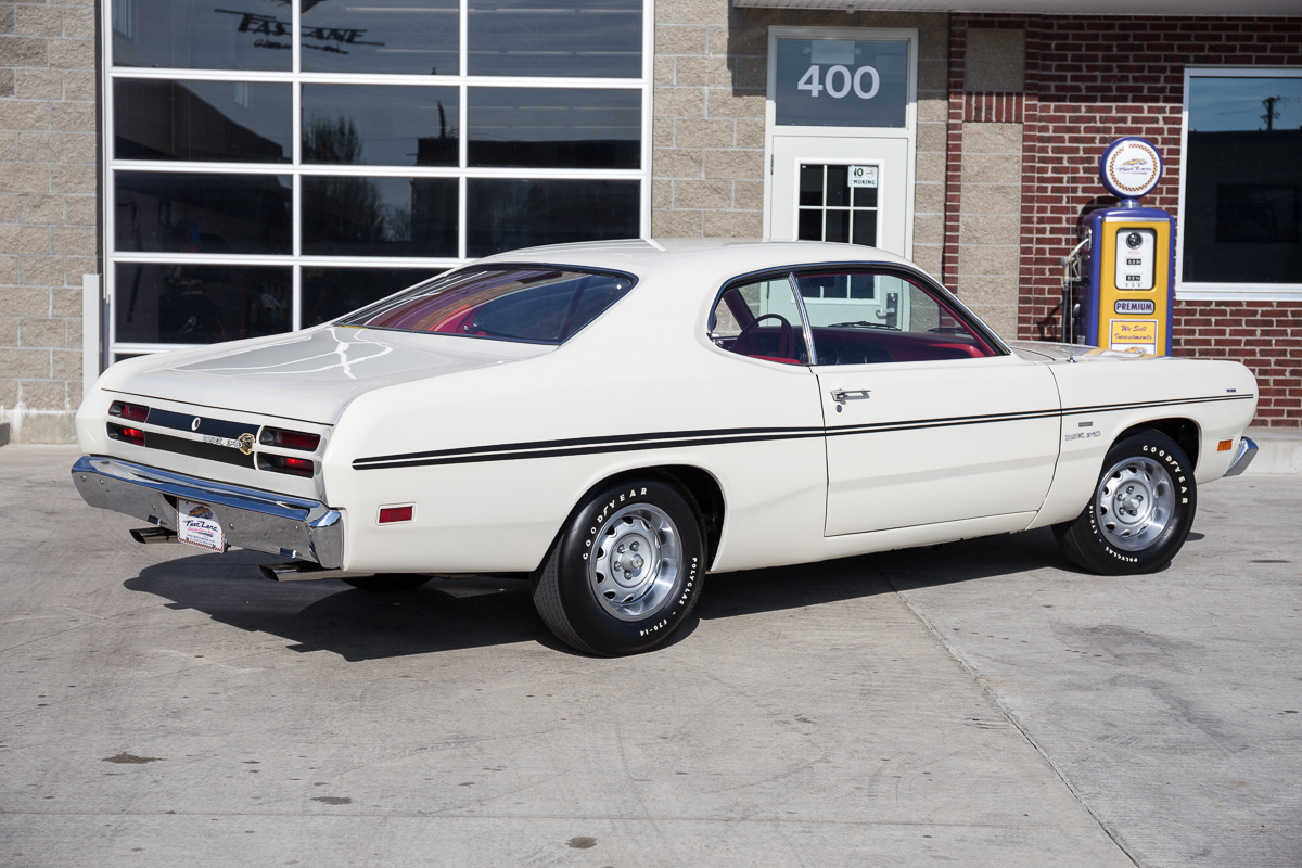 1970 plymouth duster fast lane classic cars. Black Bedroom Furniture Sets. Home Design Ideas