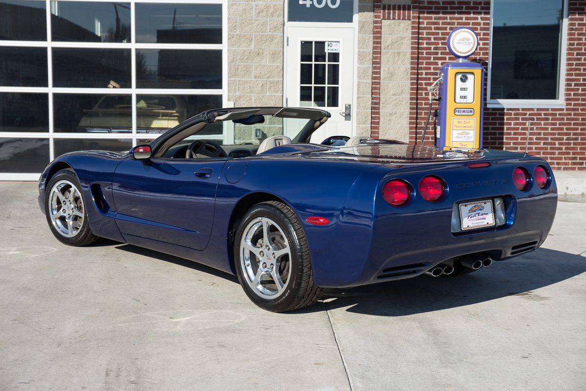 2004 chevrolet corvette fast lane classic cars. Black Bedroom Furniture Sets. Home Design Ideas