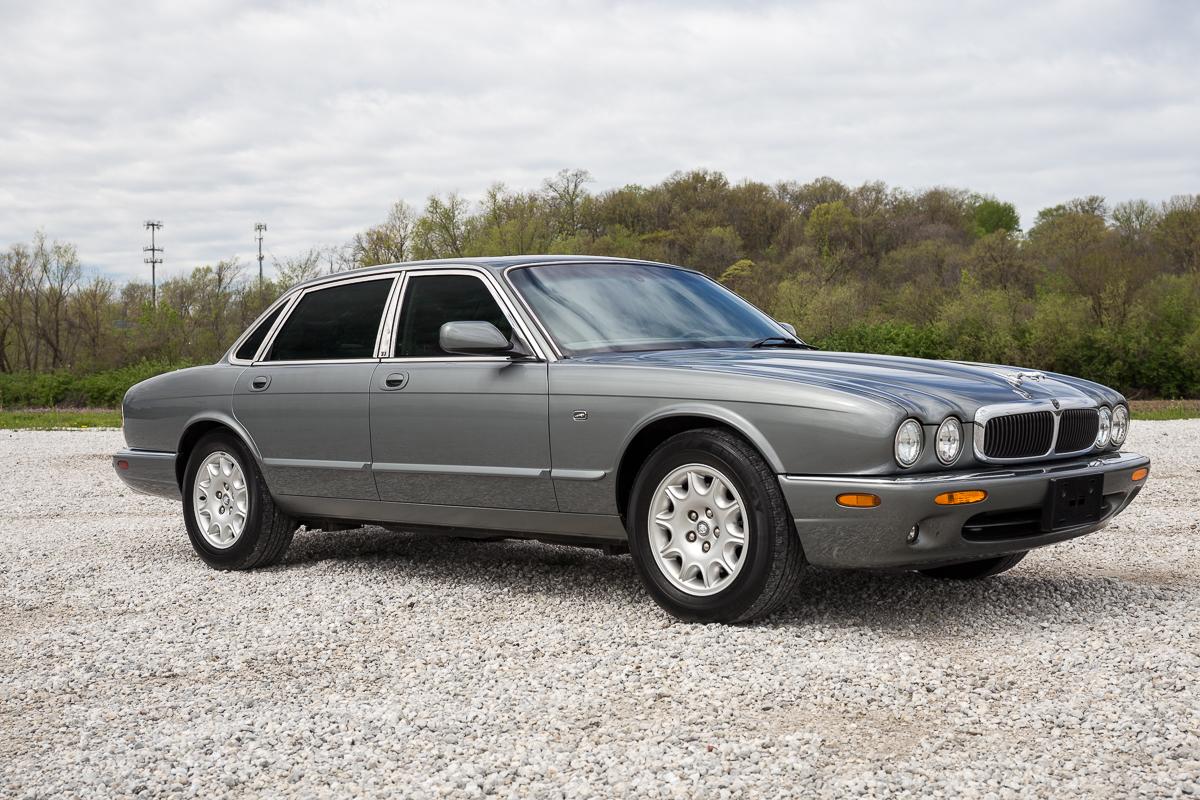 2003 Jaguar Xj8 Fast Lane Classic Cars