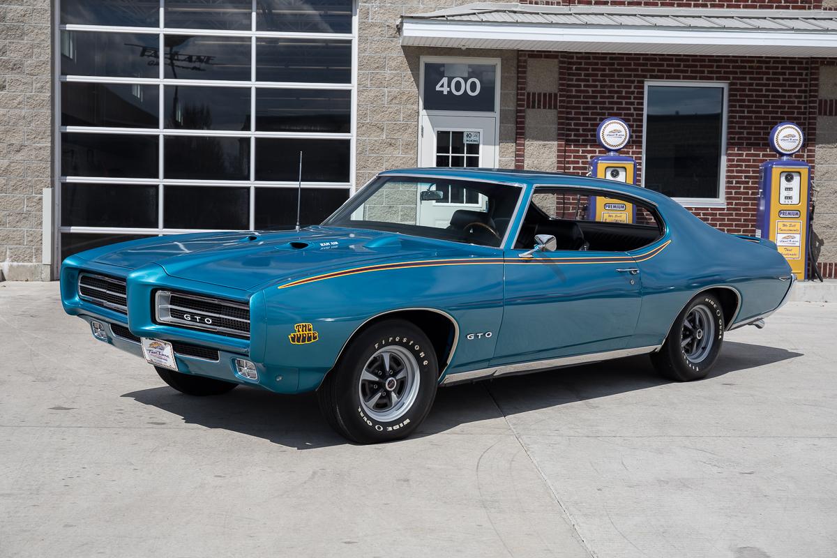 1969 Pontiac Firebird Trans Am Factory Original Prototype in ...