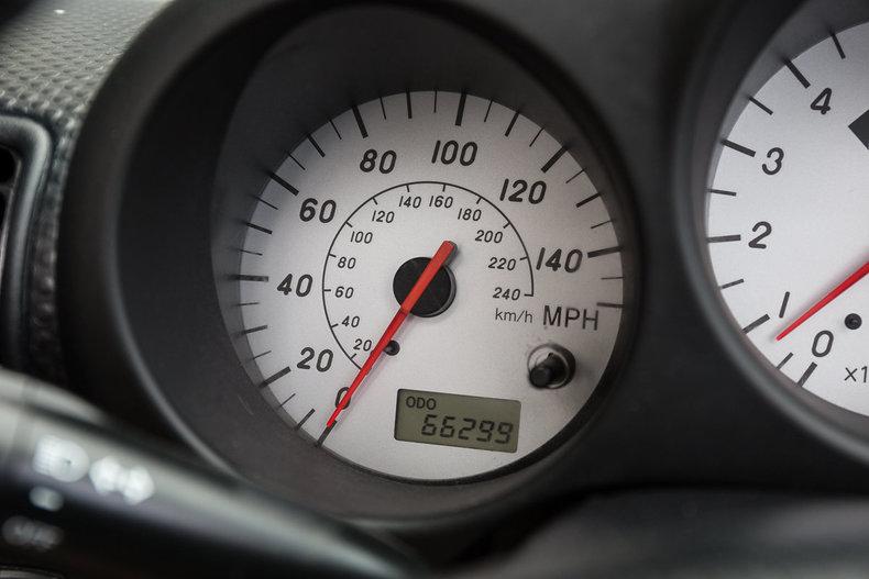 2002 Toyota MR2