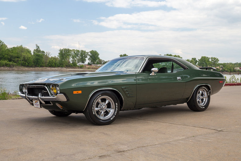 1972 Dodge Challenger Fast Lane Classic Cars