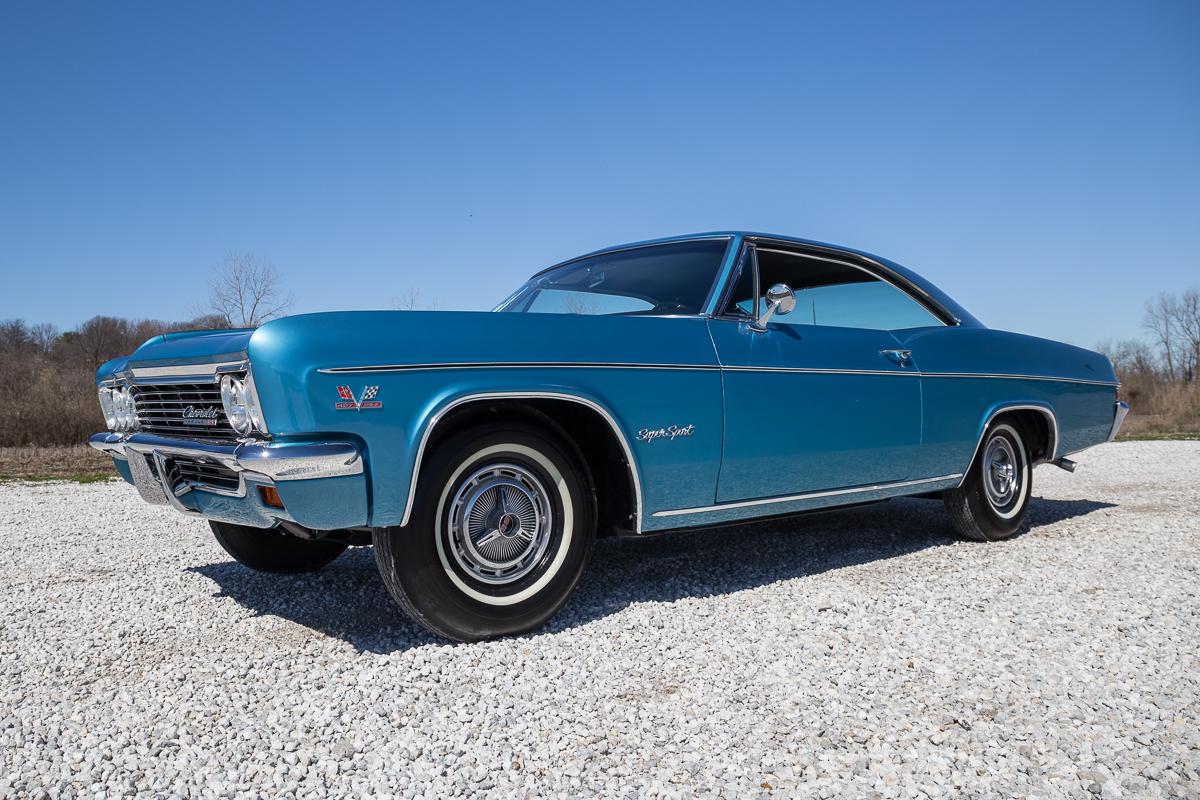1966 Chevrolet Impala Fast Lane Classic Cars