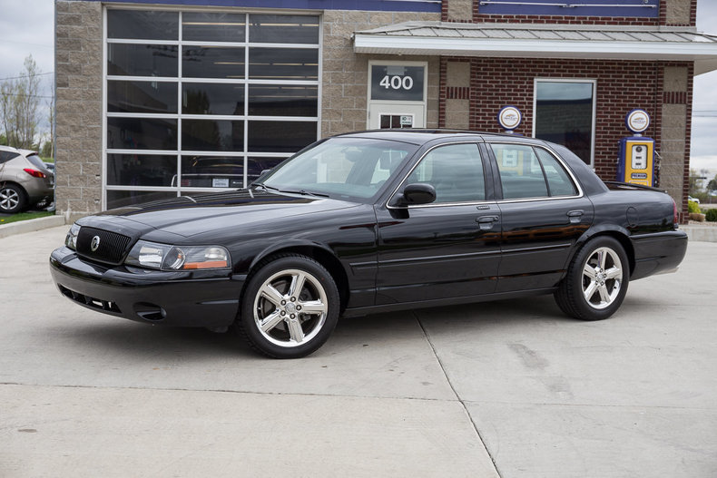 2003 mercury marauder fast lane classic cars. Black Bedroom Furniture Sets. Home Design Ideas